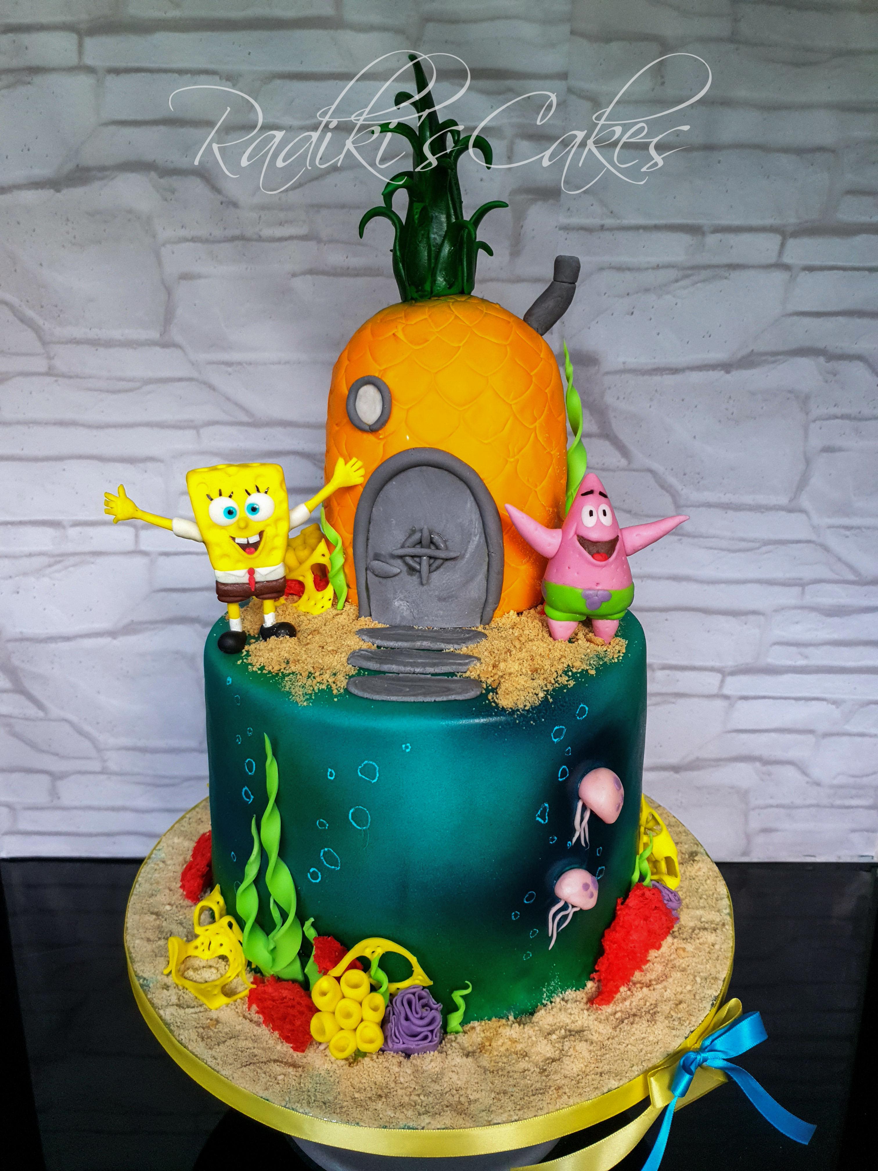 Sponge Bob Square pants v.1.0.