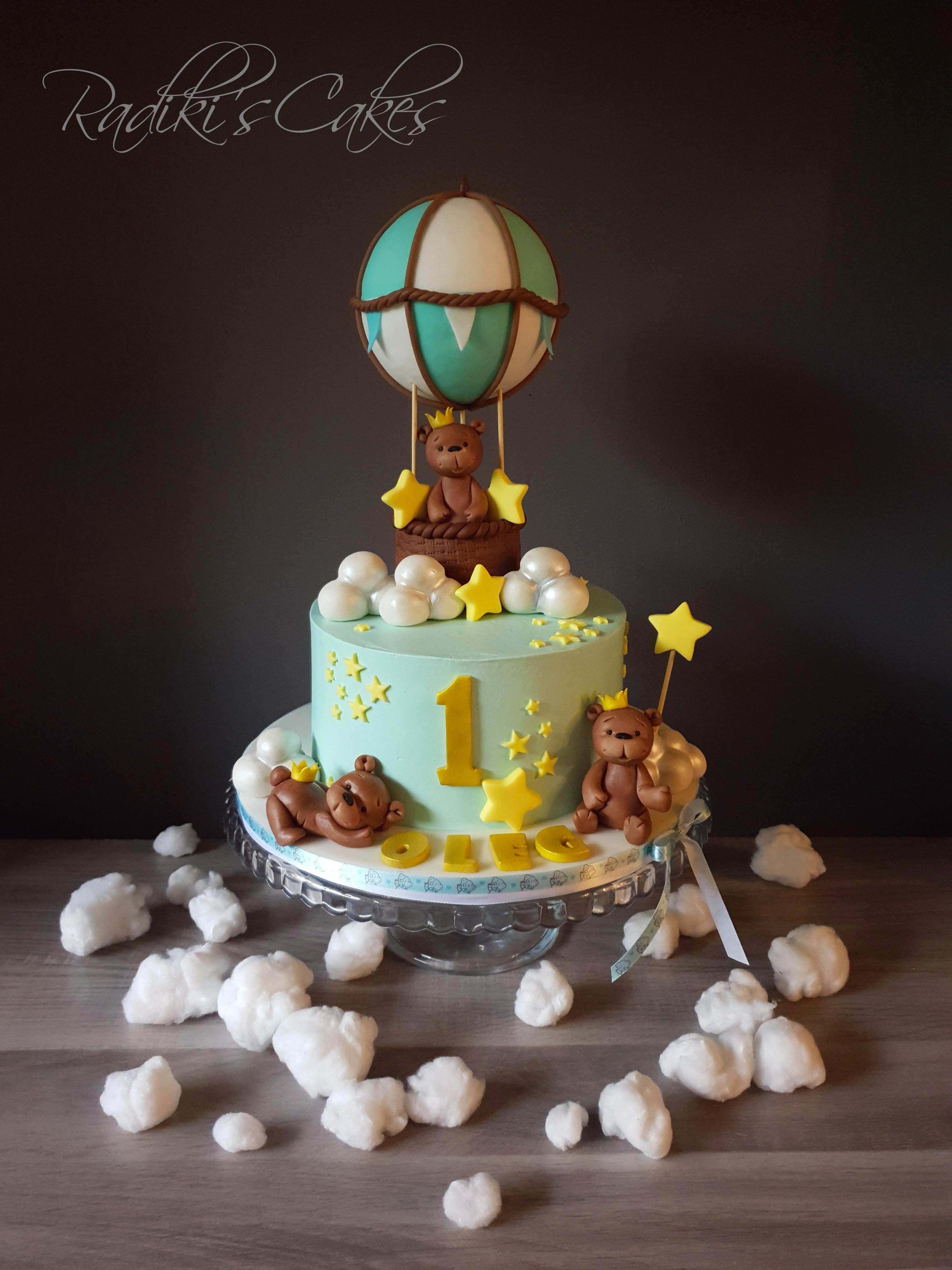 Teddy Bear Baloon v.3.0