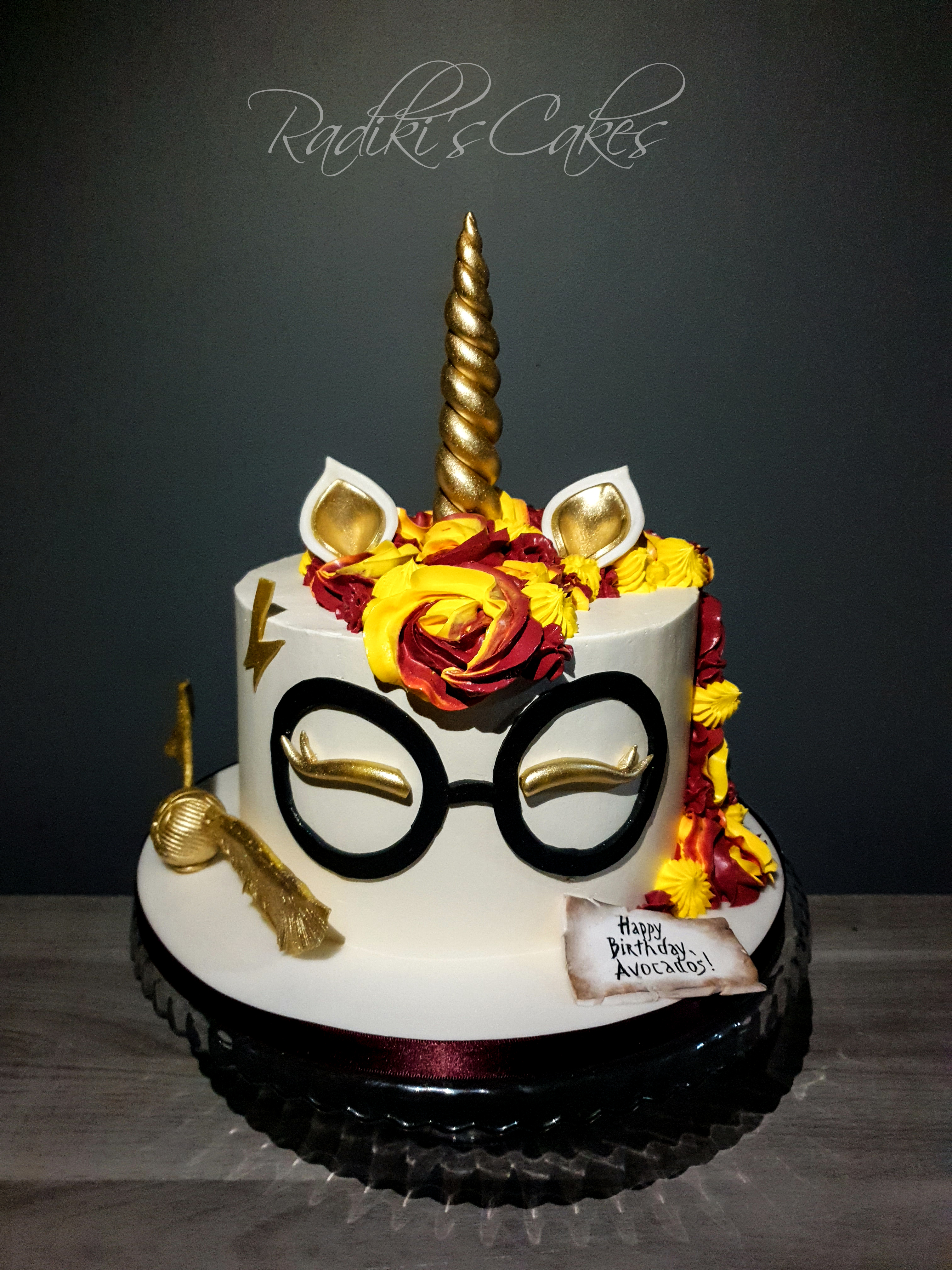 Harry Potter Unicorn
