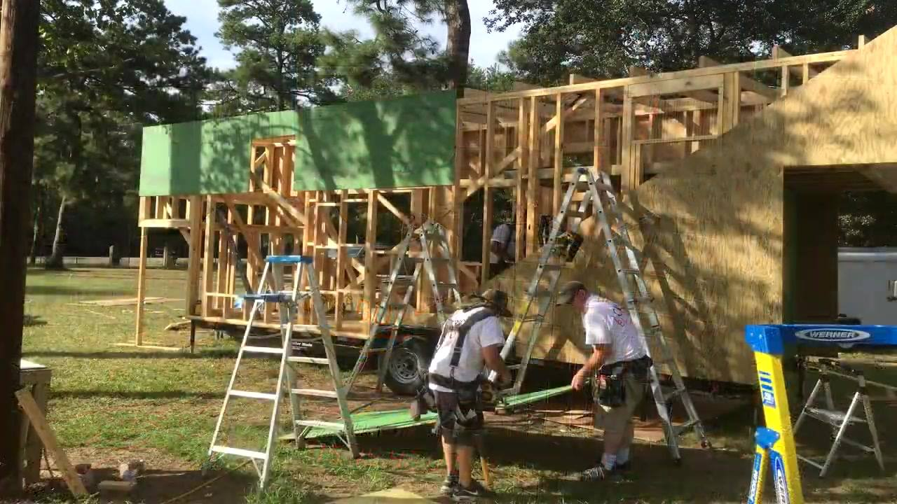 I Can Build It LLP | Tiny House Nation TV Premiere Event
