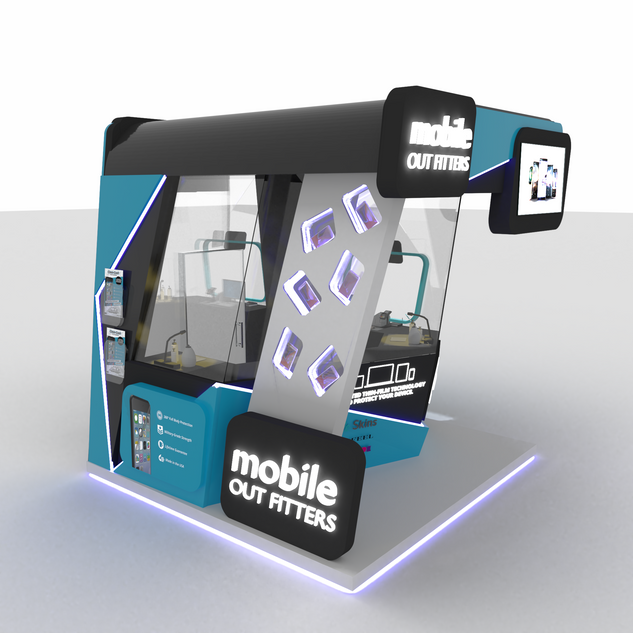 mobile outfitters booth