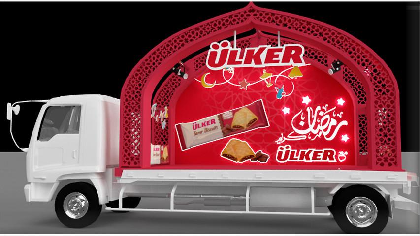 Ulker dates roadshow campaign