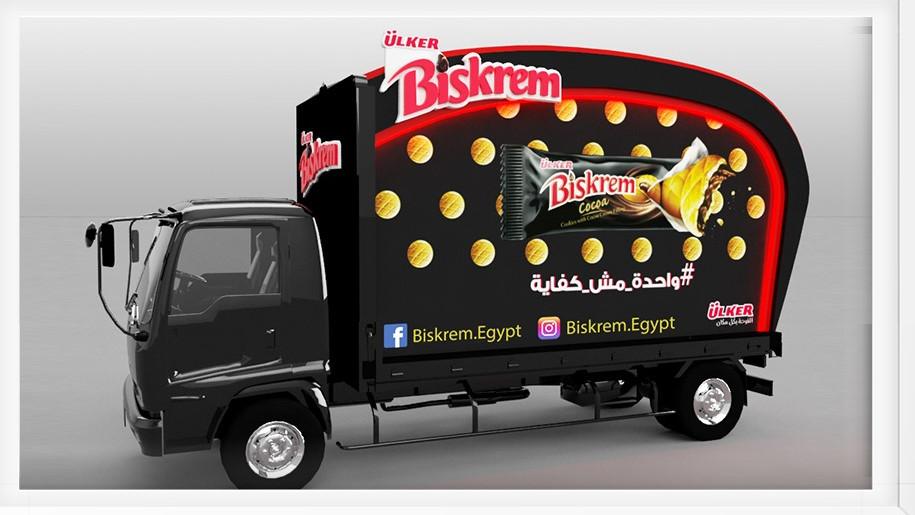 Ulker biskerm roadshow campaign