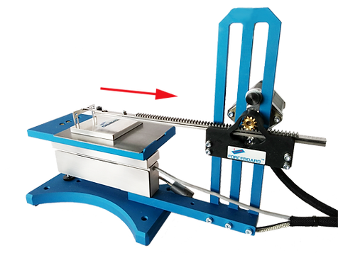 friction tester COF tester reciprocating