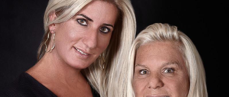 Renata e Mirian Haddad