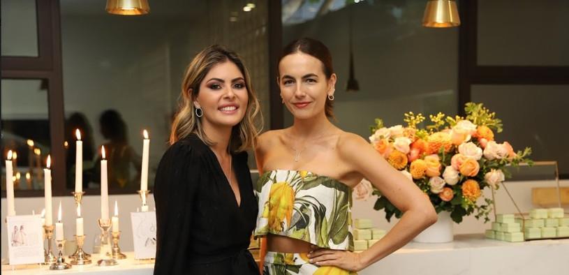 Ana Karolina Ferrari e Camilla Belle
