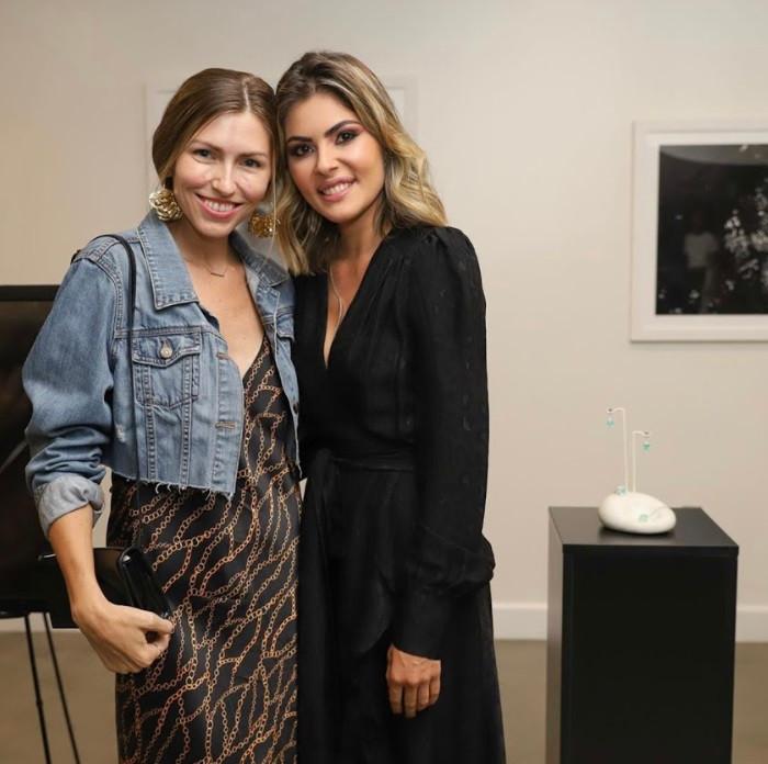 Lindsey Dupuis and Ana Karolina