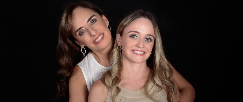 Martha e Leticia Hegg