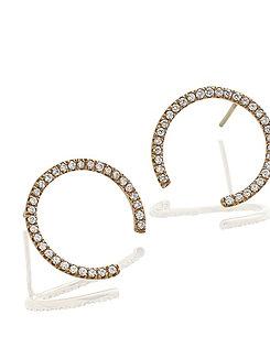 Brinco Linhas Puras pequeno I Small Pure Lines earring