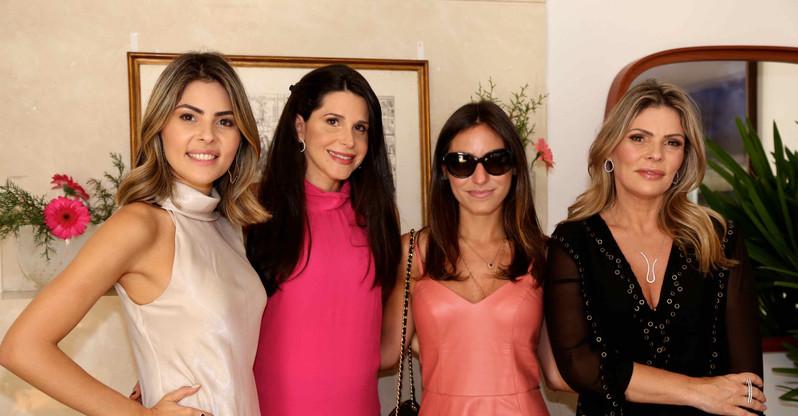 Ana Karolina, Fabi Saad, Fernanda Perlaky e Karina