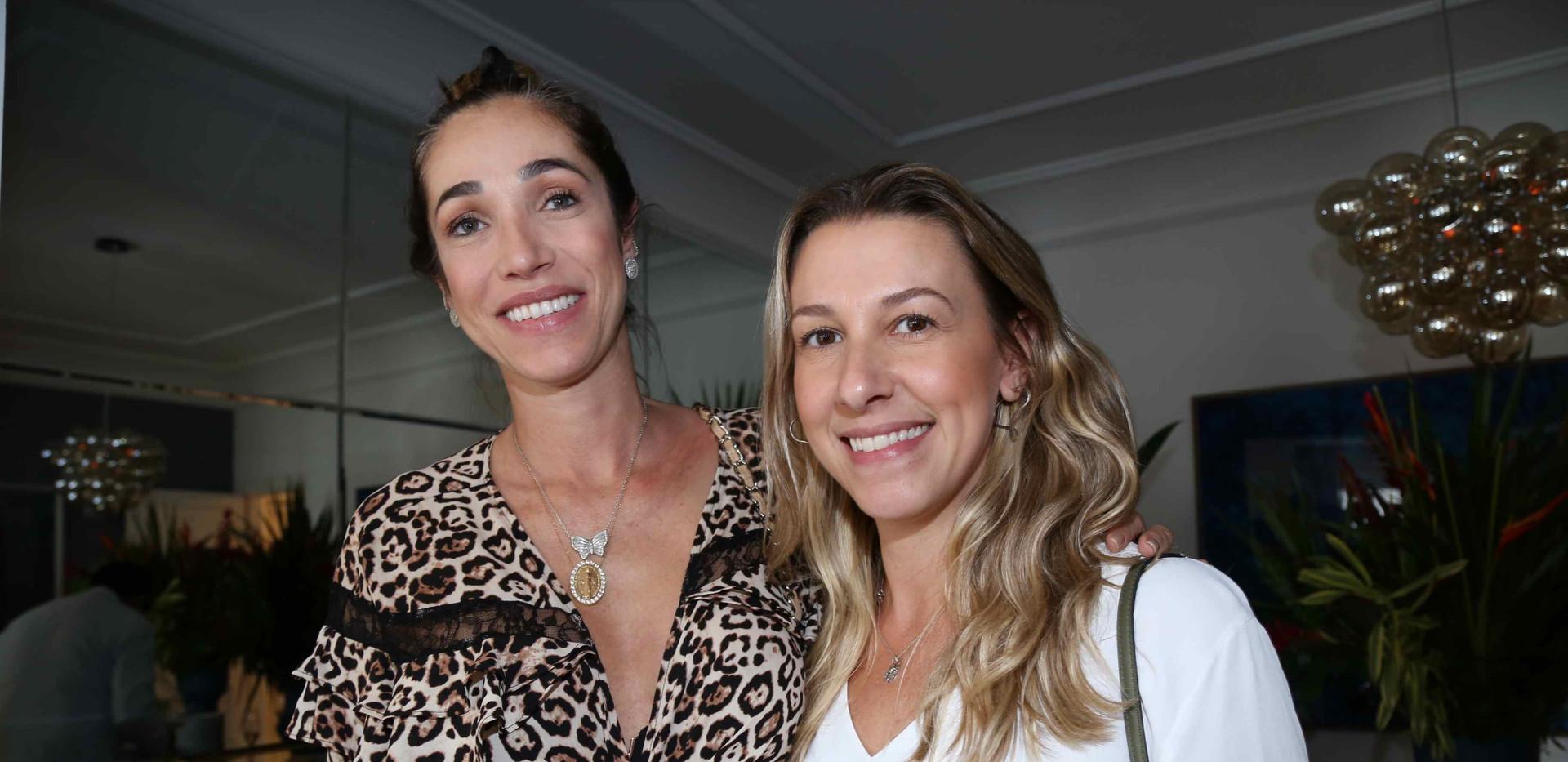 Gabriela Moregola e Caca Thomeu