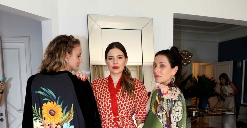 Flavia Brunetti, Sofia e Helena Augusta