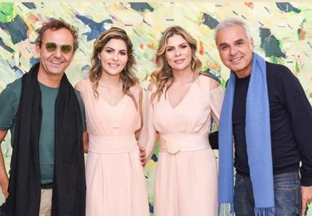 Flaminio e Marcio Vicentini, Ana e Karin