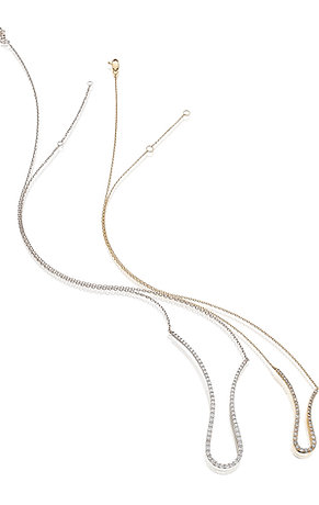 Colar Linhas Puras I Pure Lines necklace