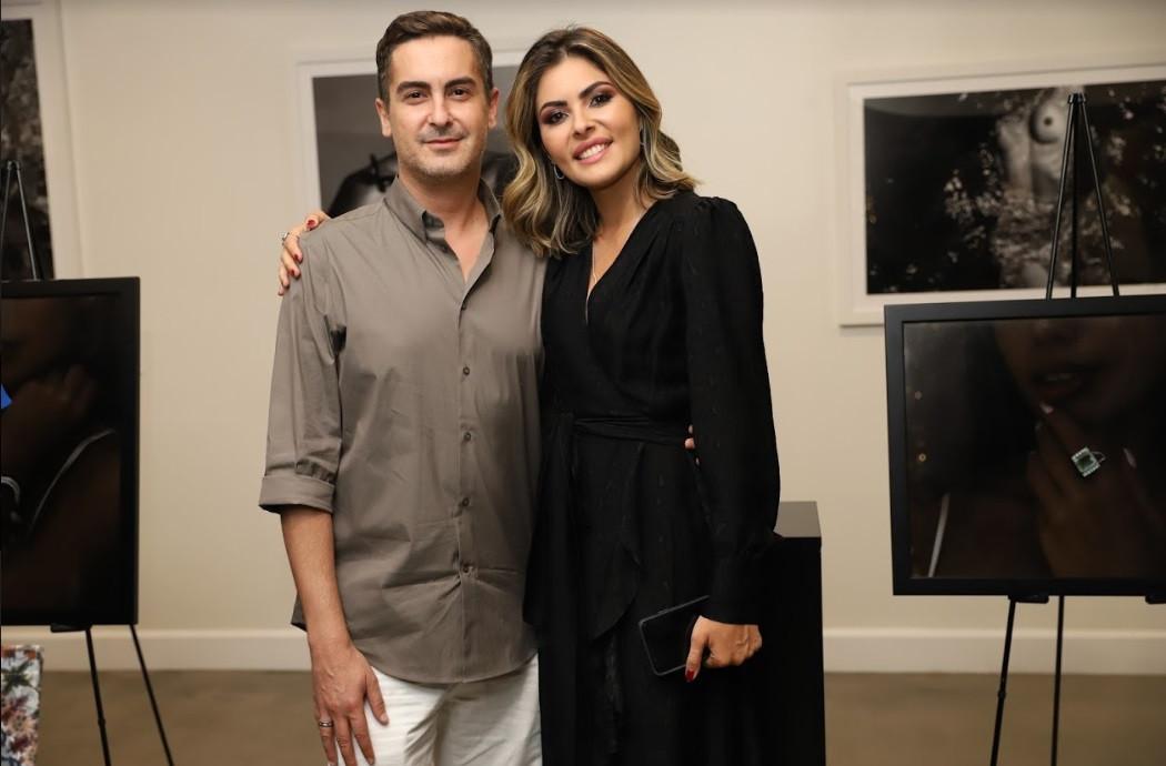 Micah Marcus and Ana Karolina Ferrari