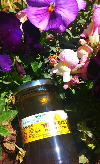 דבש דבורים מקומי
