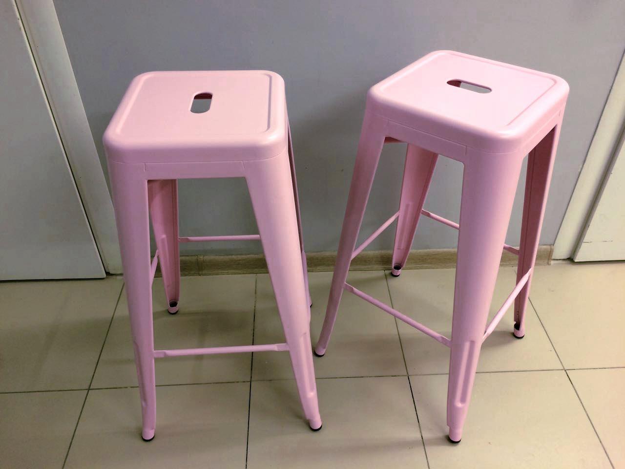 Окраска стульев