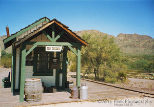Old Tucson Studios, 2005