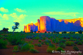 Monument Valley (edited color)