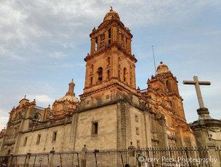 Mexico City Metropolitan Cathedral, Zocalo, CDMX (Mexico City)