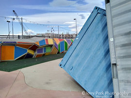 Boxyard Park, Broadway & Blake, Denver, CO