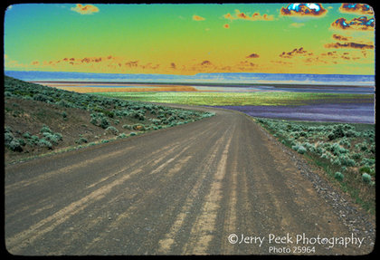 Eastern Oregon (edited color)