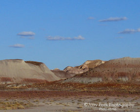 Petrified Forest / Painted Desert Natl. Park