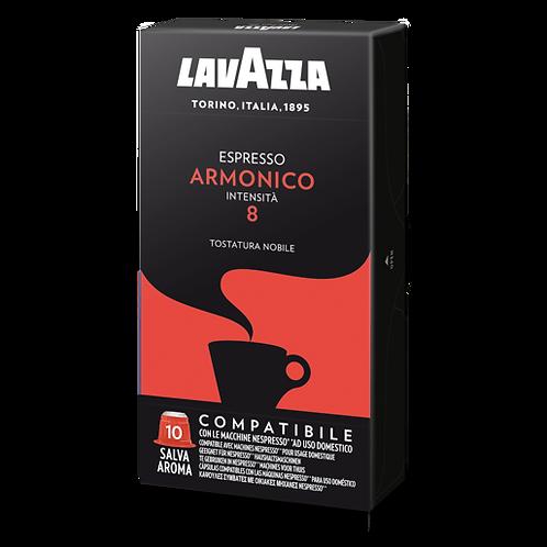 Cápsula Lavazza espresso Armonico 10u.