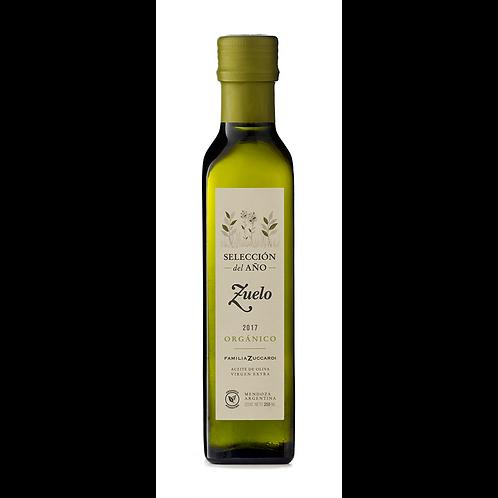 Aceite de oliva Zuelo Selección Orgánico x 250 ML