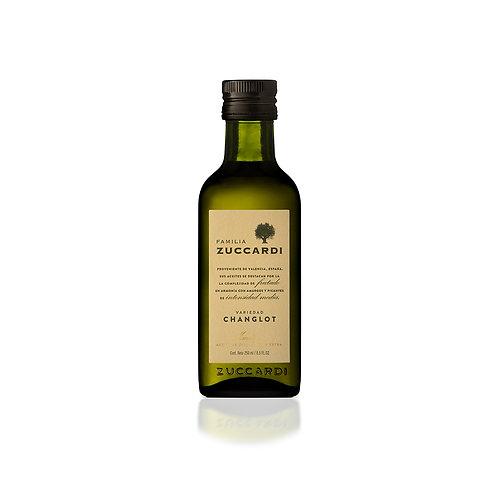 Aceite de oliva extra virgen Zuccardi Changlot 250 cc.