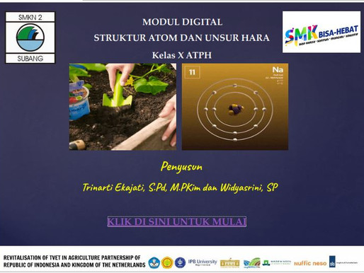 Modul Digital Integrasi Mata Pelajaran Kimia dan Kejuruan