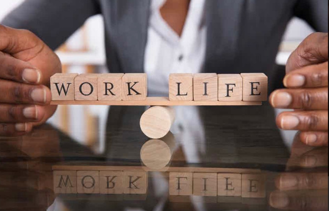 Work and Life: The Importance of Encouraging Balance