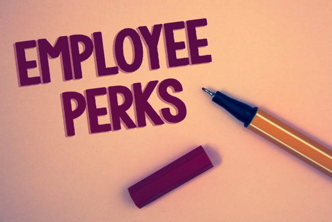 Employee Perks and Why They Matter
