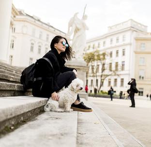 Enjoying Urban Outdoor
