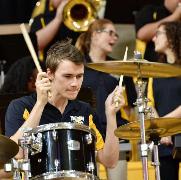 45 Min Virtual Percussion Lessons