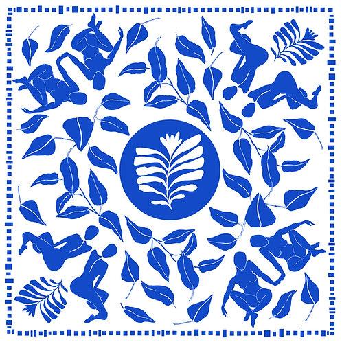 April 2021 bandana designed by Sophie Mackell