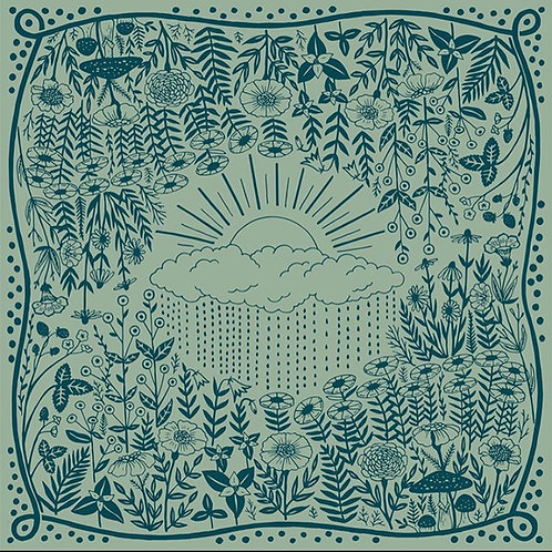 July 2020 bandana by Kelley Wills