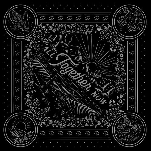 All Together Now Bandana *Pre-order*
