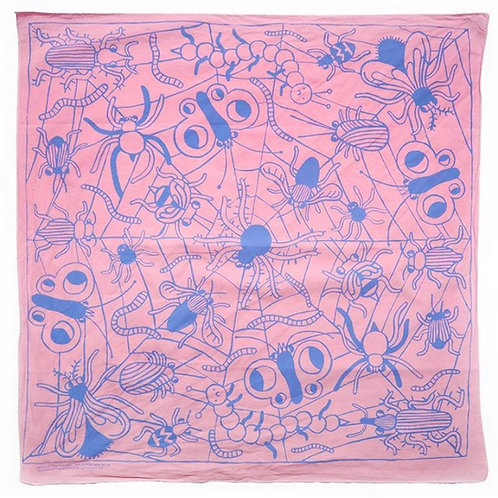 September 2020 bandana designed by Eva Stalinski