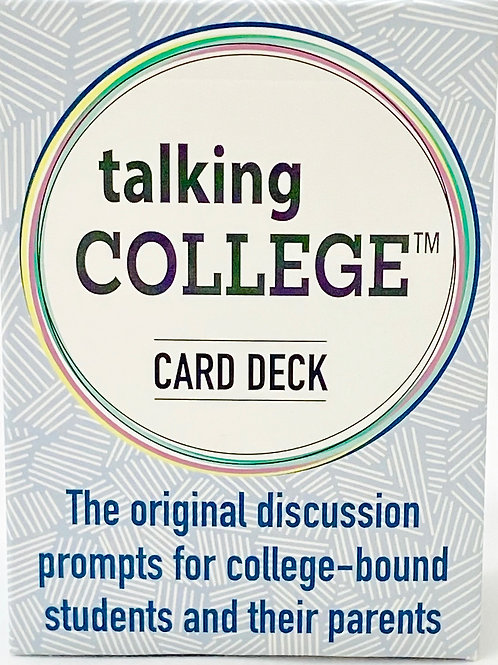 Talking College™ Cards