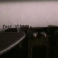 Typewriter Piece