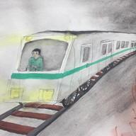 Subway Line 2, Shanghai