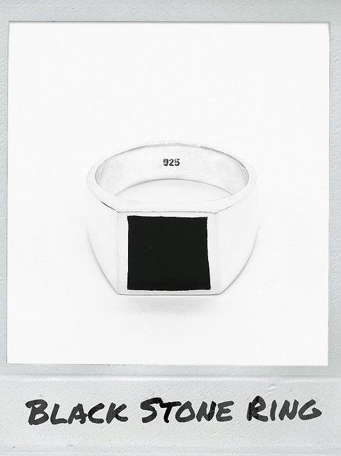 THE BLACK STONE RING