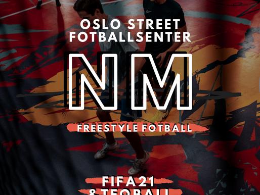NM i Freestyle Fotball, FIFA21 og Teqball turnering