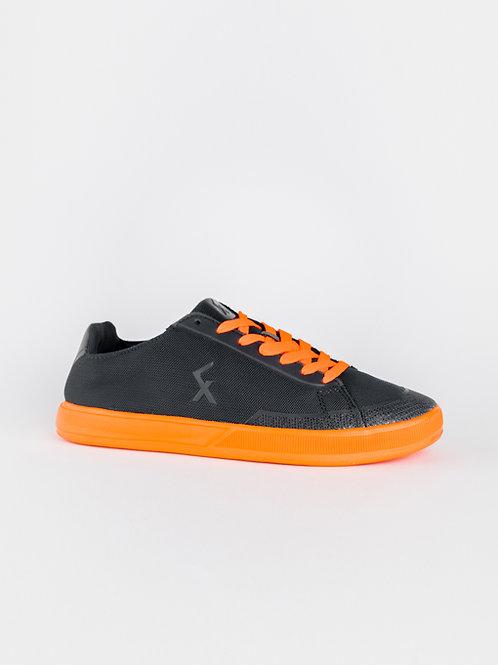 Explore III Freestyle football shoes Dark Grey / Orange