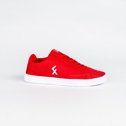 Explore Z - Freestyle and Street football shoes - Red