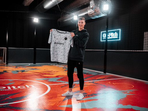 EA Sports ny hovedsponsor av Off-Pitch og Oslo Street Fotballsenter