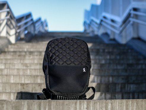 The Explore travel backpack