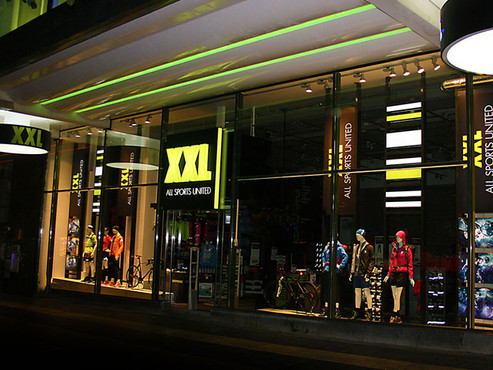 Our new retail partner XXL Sport