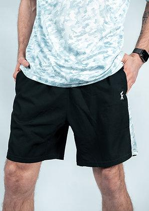 White Noise Camo Shorts - EA Sports